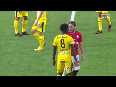 HIFK Helsinki Turku PS Goals And Highlights
