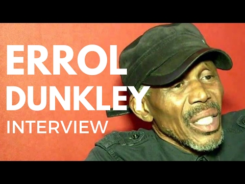 ERROL DUNKLEY INTERVIEW ' REGGAE OURSTORY'