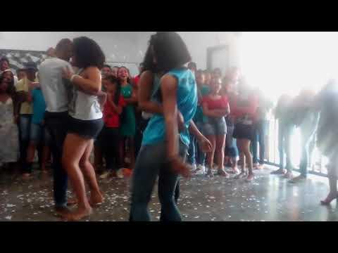 Gincana do CMAFS prova da dança