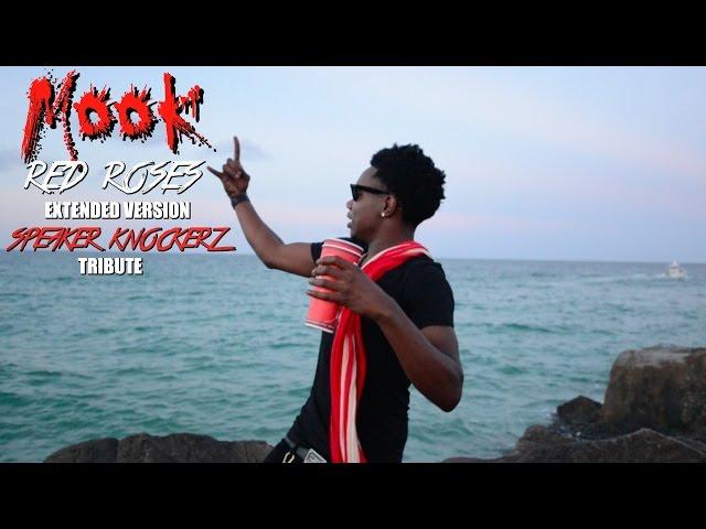 Mook Red Roses Extended Version (Official Video) Speaker Knockerz Tribute!