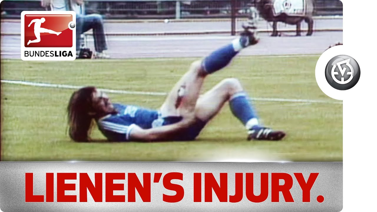 ewald lienen injury