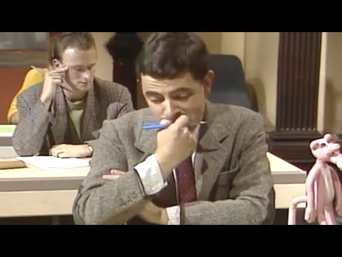 Worried Bean   Funny Episodes   Classic Mr Bean