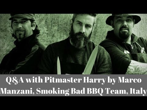 Q&A interview Pitmaster Harry Soo SlapYoDaddyBBQ from Marco Manzani, Smoking Bad BBQ Team from Italy