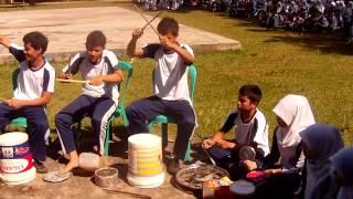 """musik perkusi kelas XII IPA 1 SMA N 1 Kuantan Mudik """"X_pactta"""""""