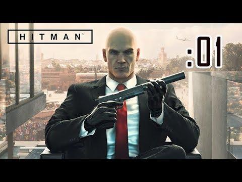 【PS4】最強すぎる殺し屋Hitman(ヒットマン):01