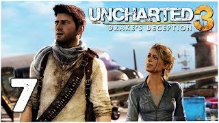 ELENA de REGRESSO (cap.9)   UNCHARTED 3: Drake's Deception #7   Gameplay Playthrough PS4/PT