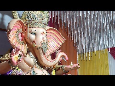 MUMBAI BIGGEST & TALLEST GANPATI 2016 | NEW | Ganesh Utsav Special 2016 | Ganpati Visarjan Mumbai