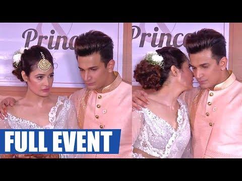 Bigg Boss Fame Yuvika Chaudhary & Prince Narula's Sangeet Ceremony   Full Event