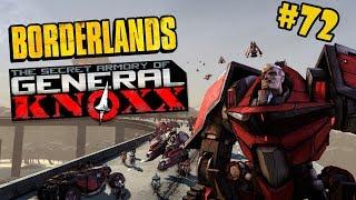 Borderlands: The Secret Armory of General Knoxx DLC: Гера и отряд #72