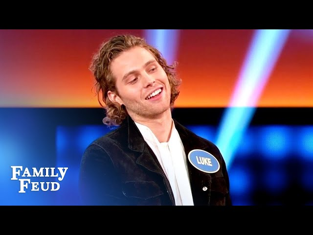 Guys, if you're dating more than one woman... | Celebrity Family Feud