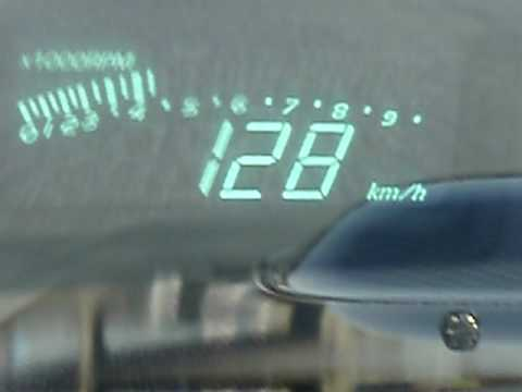 DEFI Display VSD Concept - Day (Start driving) (Zoomed view)