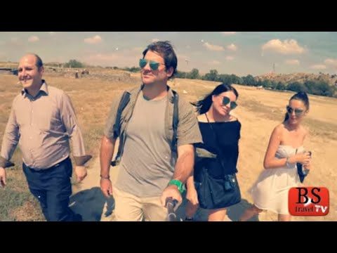 S4 E14: The PARTY has still NOT stopped. Stobi, Macedonia Travel Guide