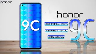 Honor 9C Price,Release date,First Look,Introduction,Specifications,Camera,Features,Trailer