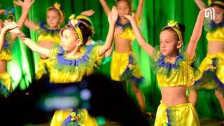 Bastidores da Mostra de Dança 2019