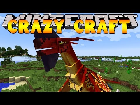 Minecraft Crazy Craft 3.0 : KING BOB AND HIS PETS #18