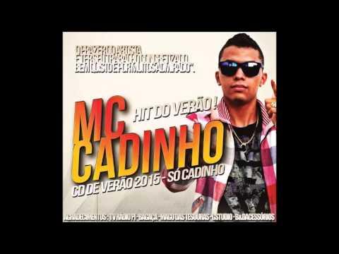 CD DE VERÃO - CADINHO MC - SÓ CADINHO