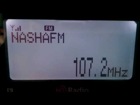 Radio Nasha New Delhi 107.2 MHz with RDS