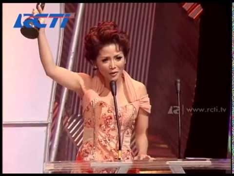 Kristina - Artis Dangdut Solo Wanita Terbaik - AMI 2004