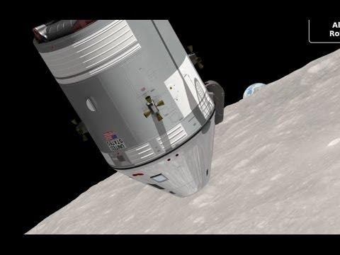 A New Look at NASA's Apollo 8 'Earthrise' - YouTube
