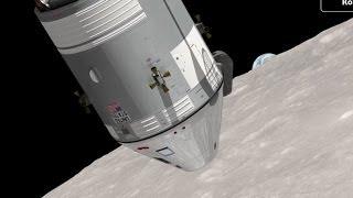 A New Look At Nasa's Apollo 8 'earthrise'