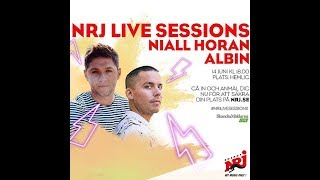 Nial Horan & Albin Johnsén - NRJ Live Session