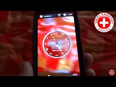 Lieblings Erdstrahlen und Wasseradern selber finden mit Smartphone (niedrige &LJ_83