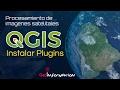 Sincronizar QGIS con Google Earth - YouTube