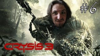Crysis 3 Walkthrough Part 6: ALIENS OF DEATH (Let