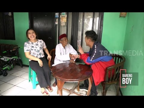 Boy William Main Ke RUMAH Mpok Alpa   BARENG BOY (24/08/19) Part 2