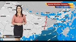 Weather Forecast for Sep 26: Rain in Bengaluru, Kolkata, Tamil Nadu, Kerala