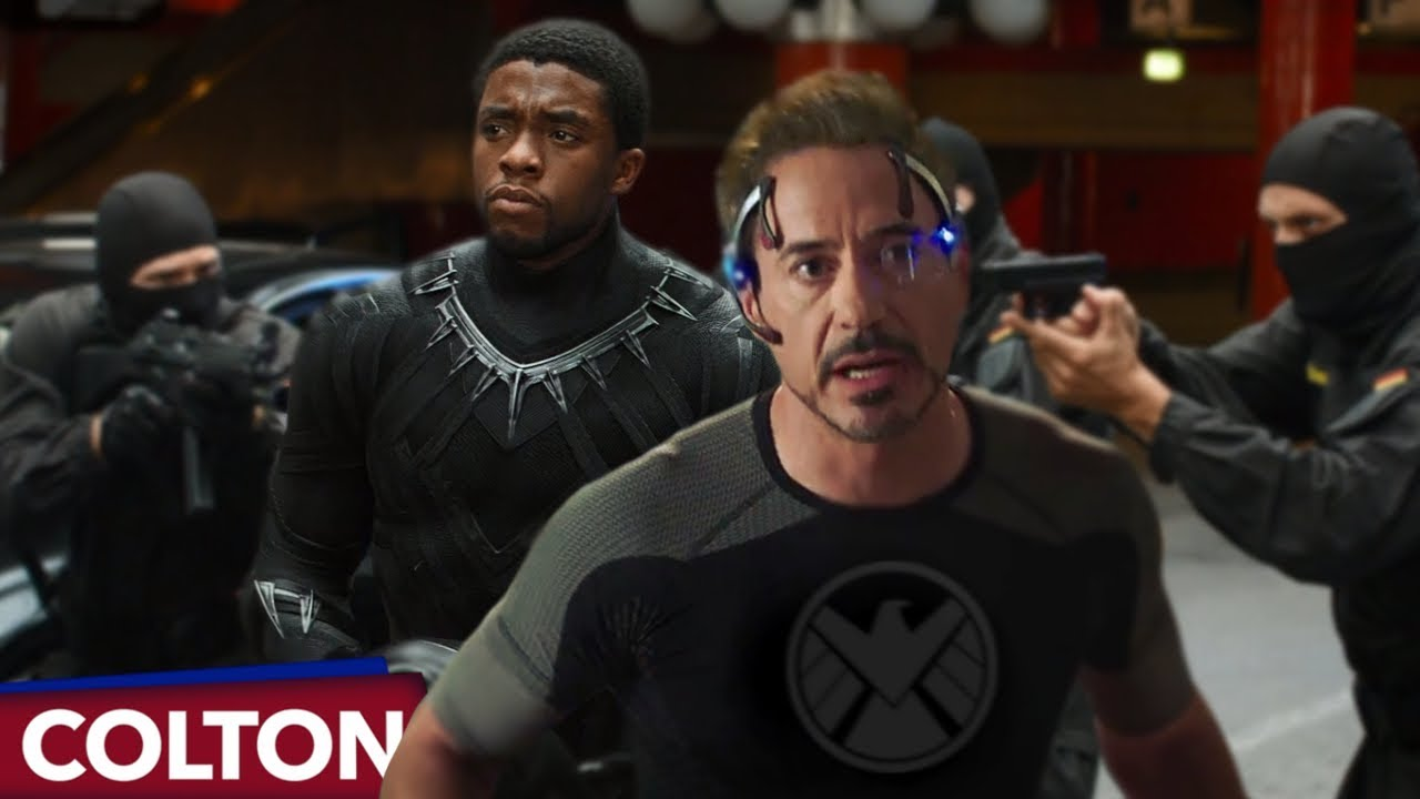 Is Tony S New Iron Man Suit In Avengers Endgame Made Of Vibranium