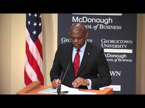 Entrepreneur Led Development: A New Model for Africa featuring Tony Elumelu