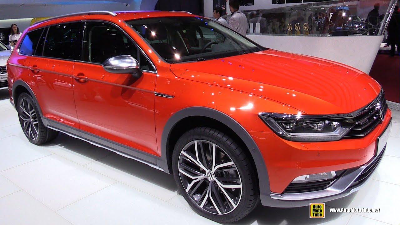2016 Volkswagen Passat Alltrack TSI 4Motion Exterior Interior