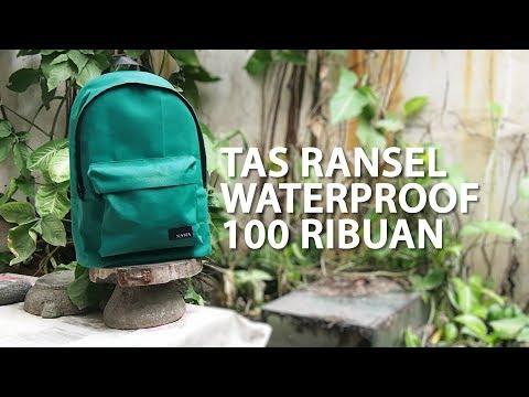 UNBOXING DAN WATER TEST RANSEL DALAM NEGERI | NAMA | KURKURKUR