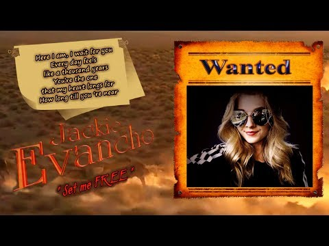 Jackie Evancho - Set Me Free w/Lyrics