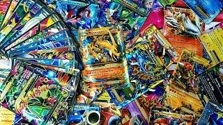 60 ULTRA RARES MEGA POKEMON PACK! COMPARING REAL TO FAKE POKEMON CARDS!