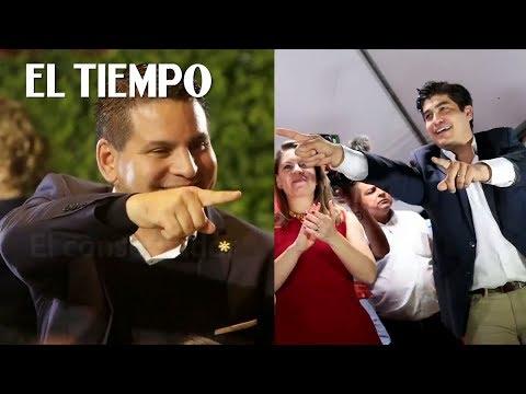 Cantante evangélico vence 1ª ronda de elección presidencial en Costa Rica | EL TIEMPO