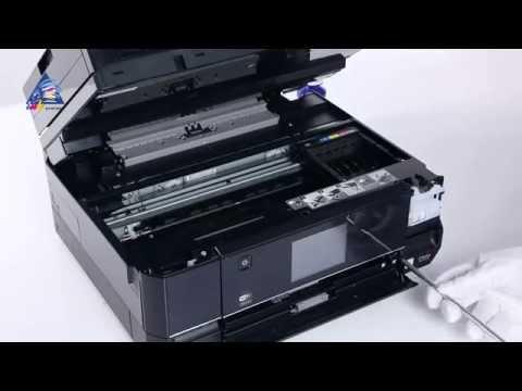 l355 печать фото