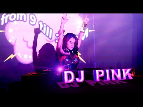Zima Club / DJ PINK - Diếp Hồng Phấn