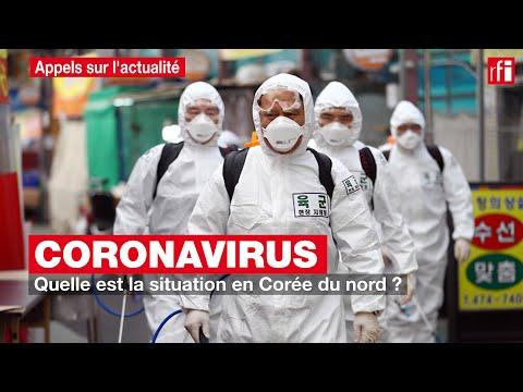 Coronavirus: quelle est la situation en Corée du nord ?