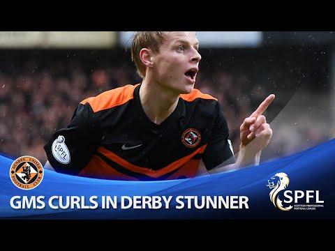 Watch sensational goal from Gary Mackay-Steven!
