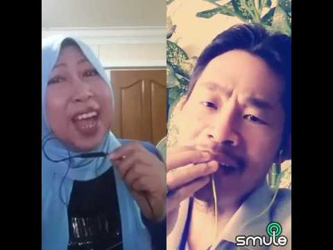 Senada Cinta - Iwan & Mehnaz : Duet Karaoke Smule Zahuddin & Datin