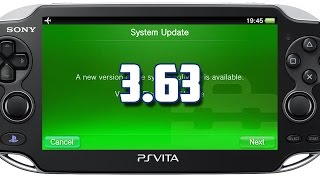 Update Quickie: Vita FW3.63 - What got patched and what didn