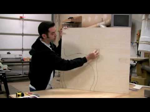 34 - How to Design & Build a Sculpted End Table (Part 1 of 6)