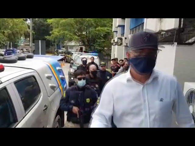 POLÍCIA PRENDE ACUSADOS DE MATAR PRF EM RECIFE