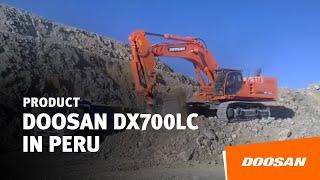 Doosan DX700LC in Peru Thumbnail