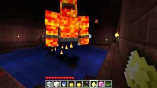 minecraft gold dungeon boss aether adventure pt 13