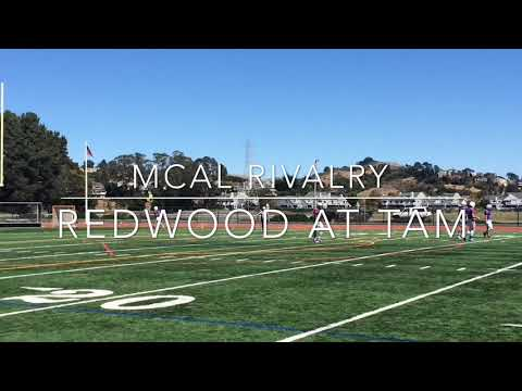 Redwood outlasts rival Tam in thriller #MarinFootball