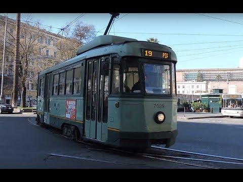 Trams in Rome [2017]
