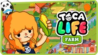 Toca Life: Farm (Toca Boca) Part 1 (Barn) - Best App for Kids